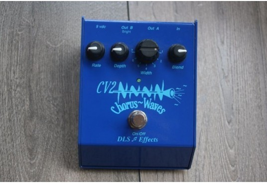 DLStereo Chorus Waves