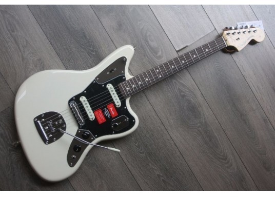 FENDER American Pro Olympic White