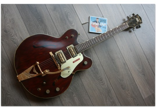 GRETSCH 6122 Country Gentleman of 1967