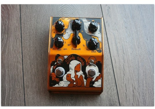STONE DEAF PEDALS Trashy Blonde