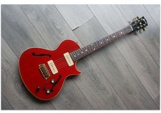 GIBSON Blueshawk Red 1998 Original
