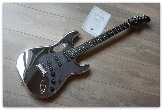 Chrome Stratocaster 1994 Custom Shop Limited Edition