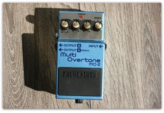 MO- Multi Overtone