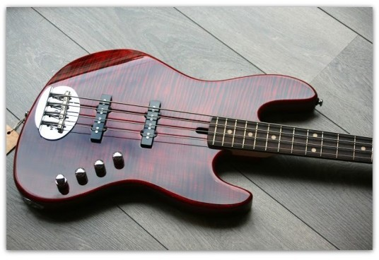 Skyline 44-AJ Black Cherry