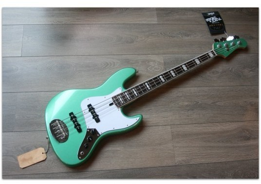 44-60 Custom Teal Green