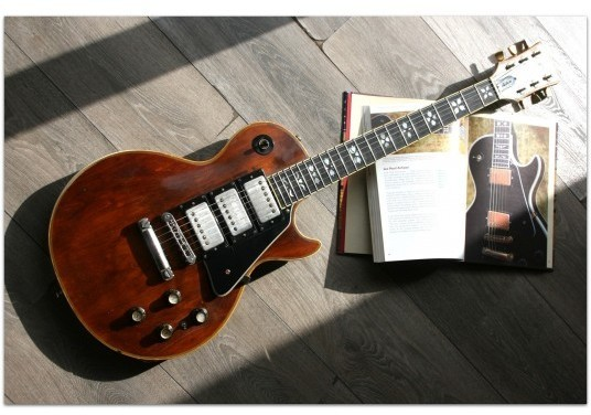 1977 Les Paul Artisan Walnut