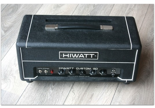 Custom 20 Handwired Made in UK