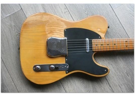 Fender 52 Tele Reissue,15302