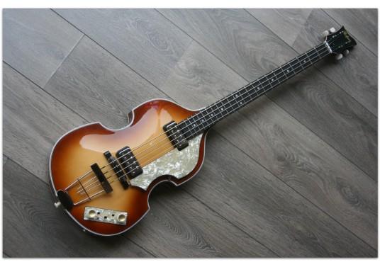 500/1 Violin Standard Sunburst