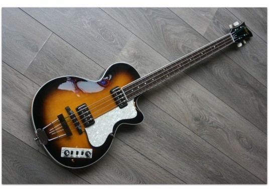 Club Bass CT Violin Bass