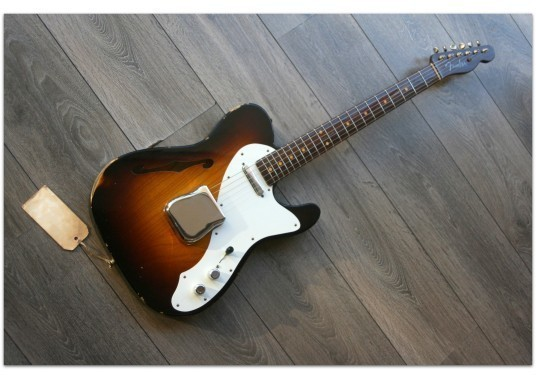 Limited Relic 50s Thinline Tele