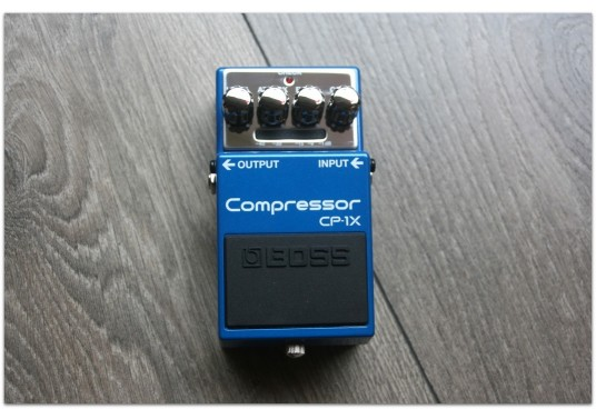 """BOSS """"CP-1X Compressor"""""""