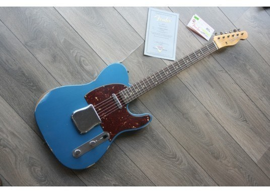 FENDER  61 Tele Relic Aged