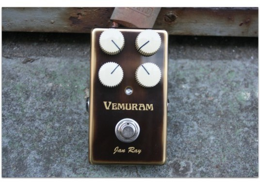 VEMURAN Jan Ray Custom Shop
