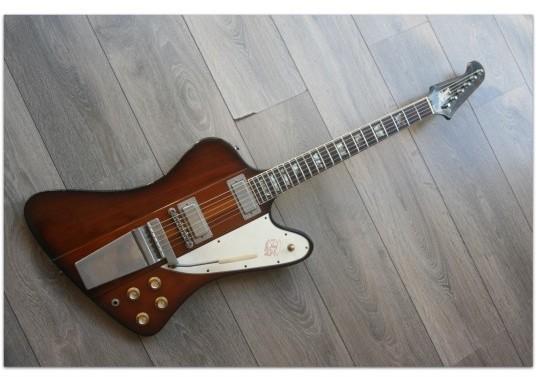 "GIBSON ""Firebird V original of 1964 with original hardcase"""