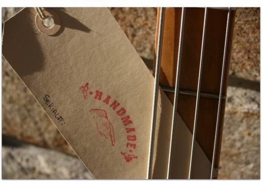 REBEL RELIC P-Series Bass Custom