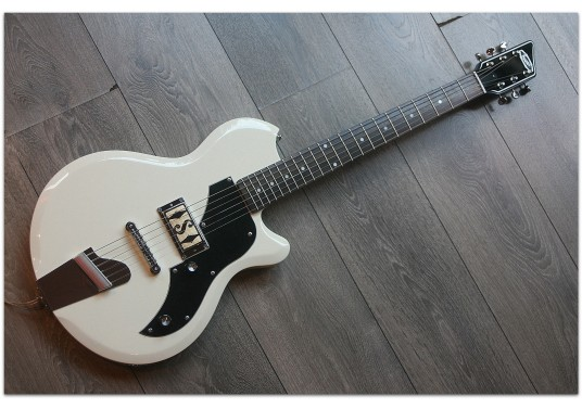 SUPRO Jamesport Artic White