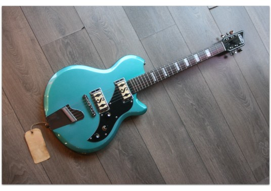 SUPRO Westbury Tourquese Metallic