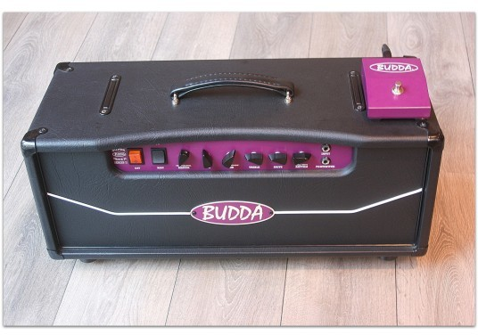 BUDDA Super Drive 30 Series II Head
