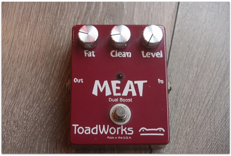 TOADWORKS Meat Dual Boost