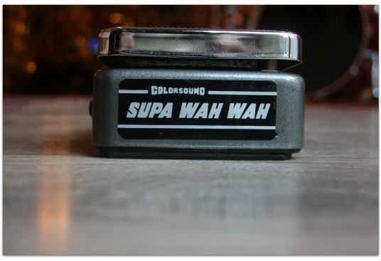 COLORSOUND Supa Wah Wah 70s