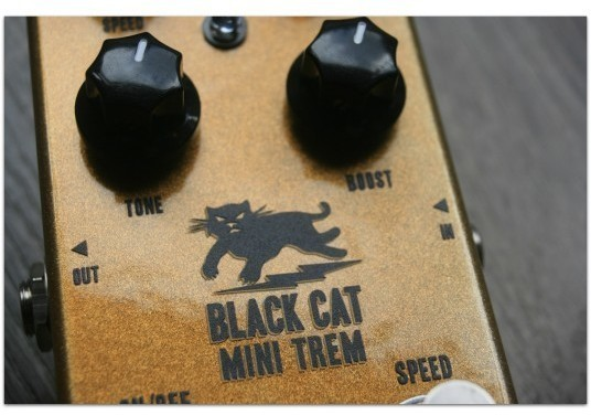 BLACK CAT Mini Trem