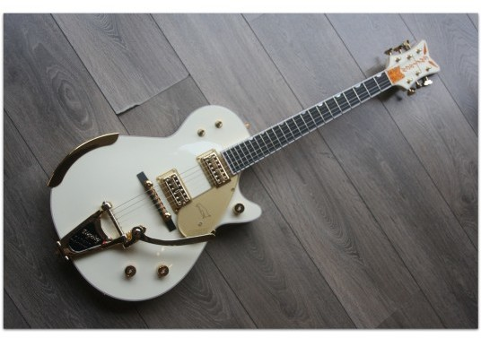 GRETSCH G6134T-58 Vintage Select 58 Penguin con Bigsby