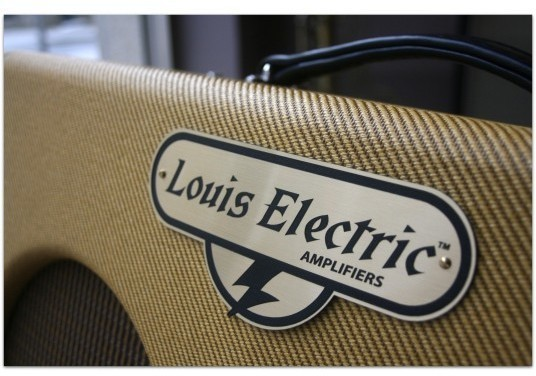 LOUIS ELECTRIC AMPLIFIERS Gattone Amp