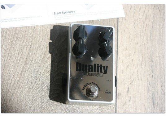 DARKGLASS Duality Fuzz Engine