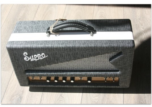 SUPRO 1695T Black Magick Head