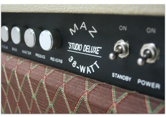 Dr. Z Maz Studio Deluxe 38 Watt