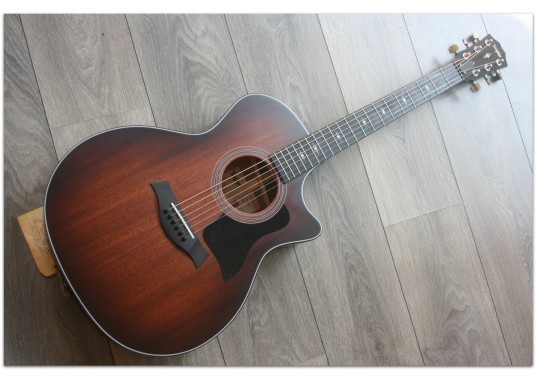 TAYLOR 324ce V-Class Grand Auditorium Shaded Edgeburst