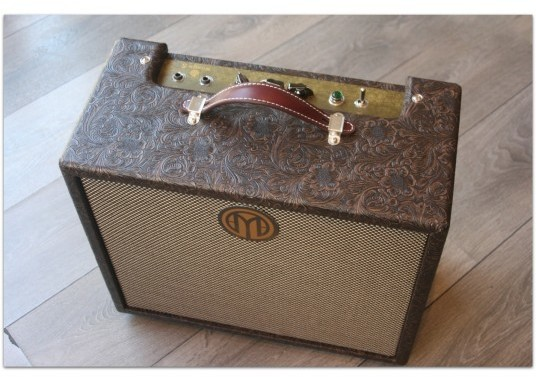 MAYBACH Wilhelm 5W Reverb Combo