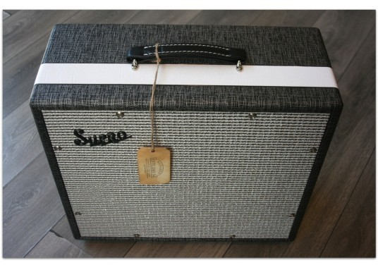 "SUPRO ""1790 Black Magick Extension Cab"""