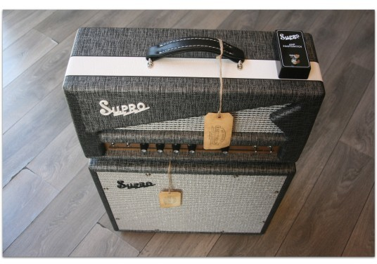 "SUPRO ""1695T Black Magick Head"" + ""1790 Black Magick Extension Cab"""