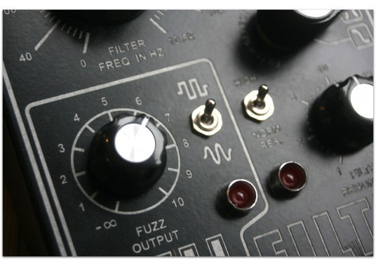 """DEATH BY AUDIO """"Evil Filter"""""""