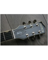 """GRETSCH """"G6131-MY Malcolm Young Signature Jet™, Ebony Fingerboard, Natural"""" MADE IN JAPAN"""