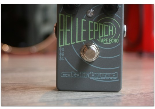 "CATALINBREAD ""Belle Epoch Tape Echo"""