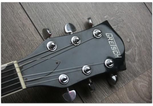 "GRETSCH ""6119 Tennessean Rose Original de 1990/ before Gretsch was owned of Fender"" ORIGINAL HARDCASE"