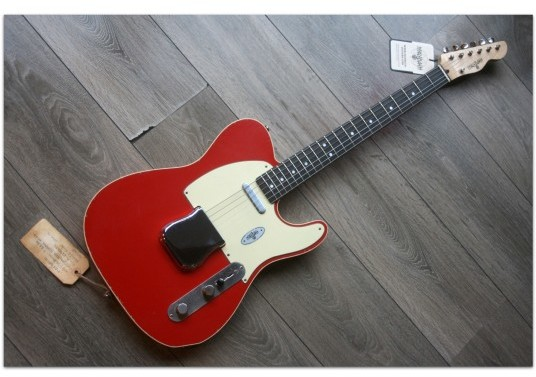 "MAYBACH ""Custom Shop Teleman T61 Red Rooster Aged Custom"""