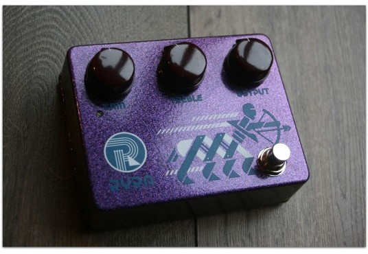 "RYRA PEDALS ""The Klone Pedal"" (Purple)"