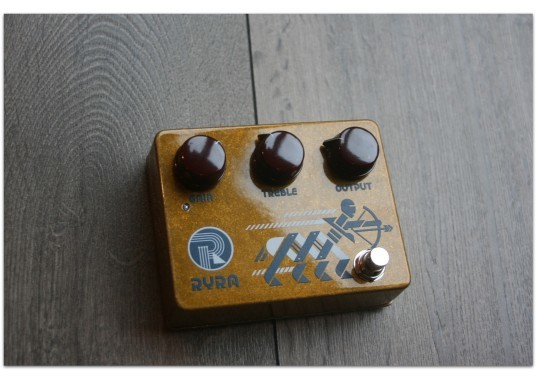 "RYRA PEDALS ""The Klone Pedal"" (Brown)"