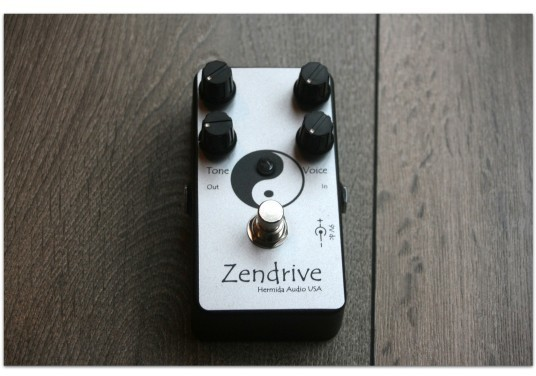 "LOVEPEDAL ""Zendrive Old School Built Limited Edition"""