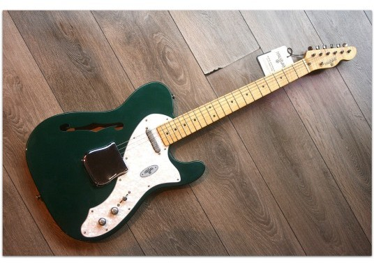 "Maybach ""Teleman T68 Thinline Caddy Green Custom Shop"""