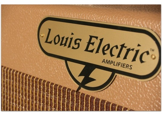 "LOUIS ELECTRIC ""Buster Amp"""