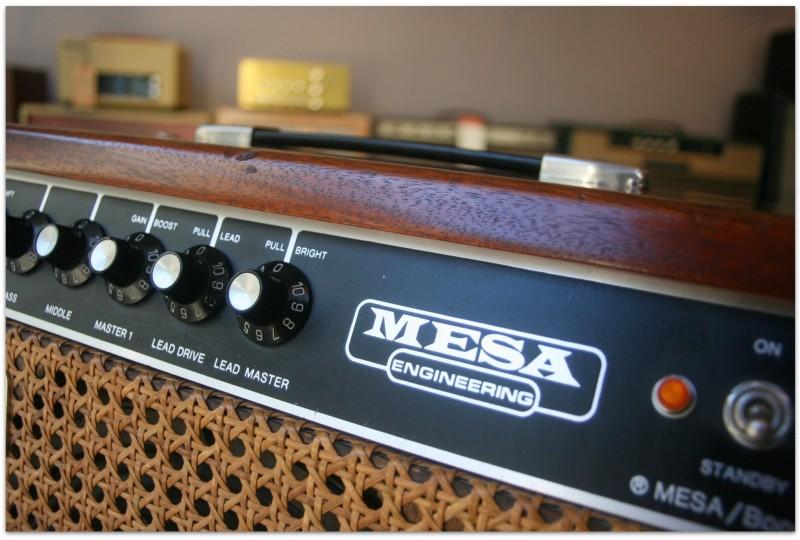 """MESA BOOGIE """"MARK II B ( 6144) Aug. 1980 - May 1983"""