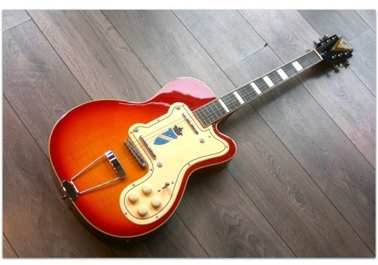 "KAY GUITARS ""Thin Twin - K161V"""