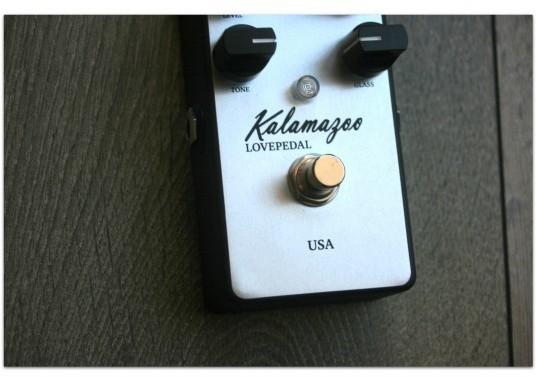 "LOVEPEDAL ""Original Kalamazoo"""