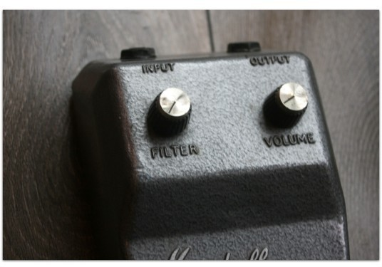 "Marshall ""Supa Fuzz Silver Original of 1969"" (PP44) NOT BOX"