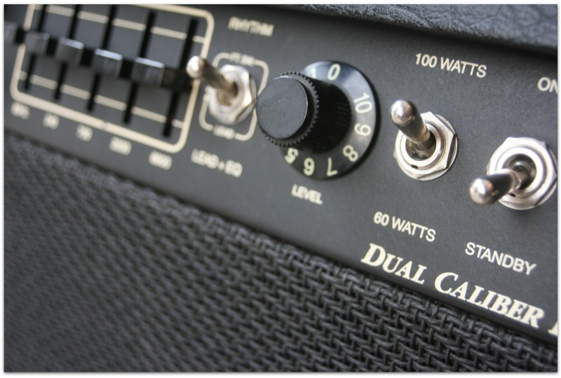"""MESA BOOGIE """"DC-10 Dual Caliber Head with her Footswitch"""""""
